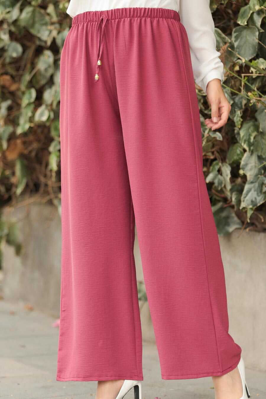 Cherry Hijab Trousers 1796VSN