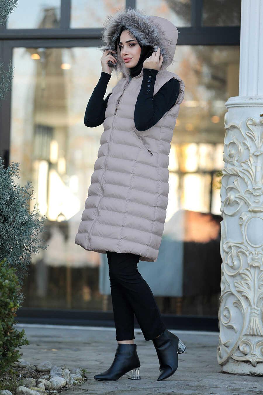 Stone Hijab Vest 3050TAS